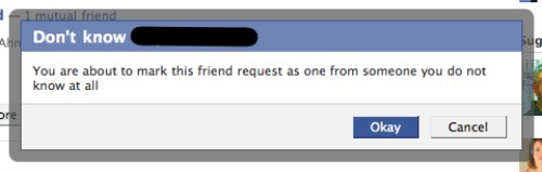 How to find old girlfriend on facebook